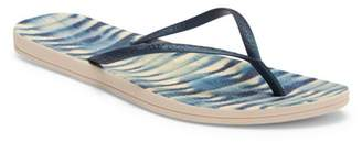 Reef Escape Lux Printed Thong Sandal