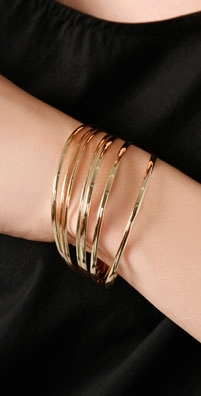 Jennifer Zeuner Set of 7 Bangles