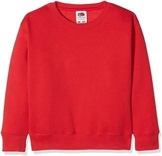 Fruit of the Loom Boy's Premium Set-in Sweat Kids Sweatshirt