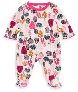 Catimini Baby Girl's Cotton-Blend Printed Pajamas