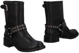 RED Ankle boots - Item 11469059JV