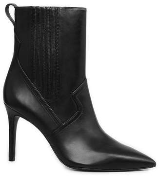 AllSaints Xain Leather Boot Pump