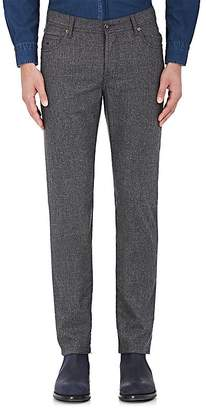 Marco Pescarolo Men's Stretch-Cashmere Flannel Pants