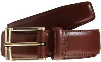 Crockett Jones Crockett & Jones Men's Smooth Leather Belt