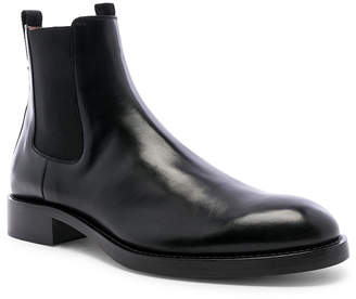 Givenchy Cruz Chelsea Boots in Black | FWRD