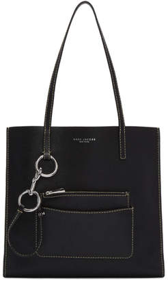 Marc Jacobs Black 'The Bold Grind' Shopper Tote