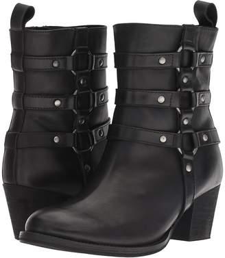 Dingo Noir Cowboy Boots