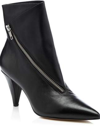3a4a3318bff Zip Detail Ankle Boot - ShopStyle UK