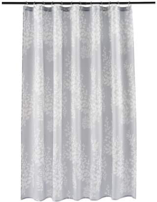 Saturday Knight Ltd. Saturday Knight, Ltd. Resting Garden Leaf Shower Curtain