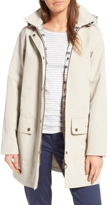 Women's Barbour Gustnado Waterproof Jacket $299 thestylecure.com