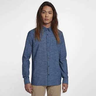 Hurley One And Only Men's Long Sleeve Shirt
