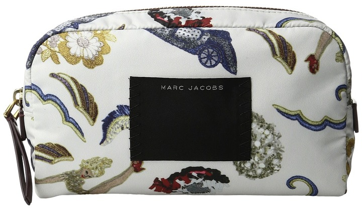 Marc Jacobs Marc Jacobs - Byot Vintage Collage Large Cosmetic Case Cosmetic Case