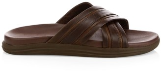 Sperry Gold Cup Amalfi Cross Strap Leather Sandals