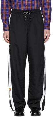Burberry Black Jackson Lounge Pants