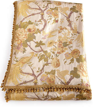 Sweet Dreams King Pheasant Duvet Cover with Onion Trim