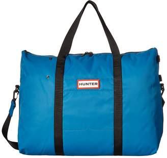 Hunter Nylon Weekender Handbags