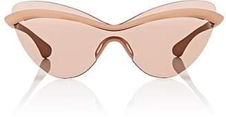 Maison Margiela Women's MMECHO001 Sunglasses - Nudeflesh
