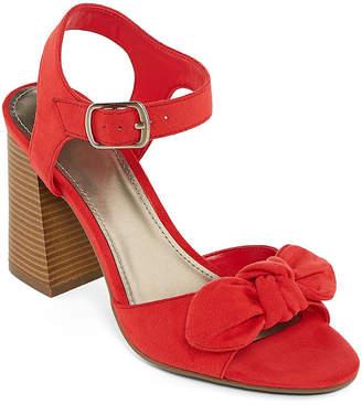 8cda62be48a WORTHINGTON Worthington Womens Bracken Heeled Sandals. JCPenney WORTHINGTON  ...