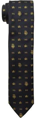 Dolce & Gabbana Logo Tie