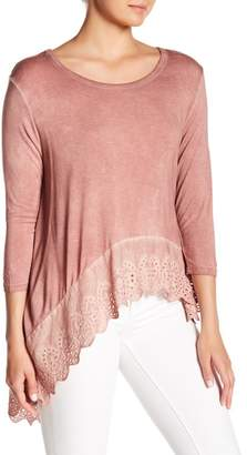 Couture Simply Crochet Hi-Lo Hem Tunic