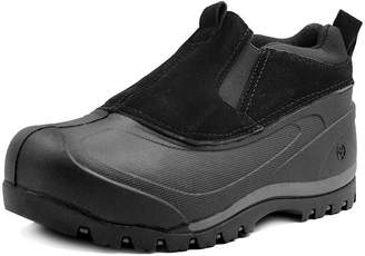 Northside Mens Dawson Insulated Winter Boots Flat Heel Slip-on