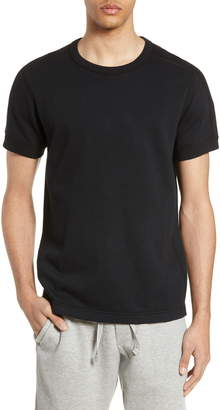 Wings + Horns Inverted T-Shirt