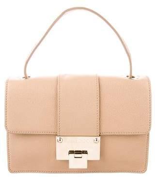 Jimmy Choo Leather Rebel Handle Bag