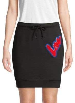 Love Moschino Love Pencil Skirt