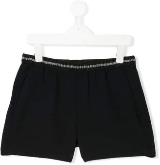 Hartford Kids side-slit pocket shorts