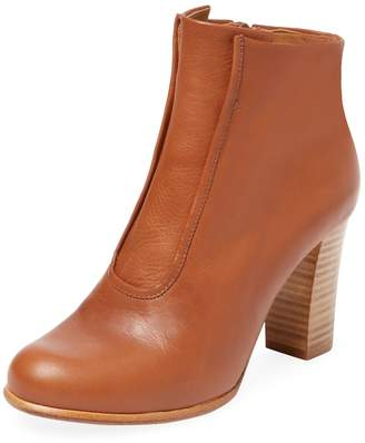 Coclico Women's Bobbie Leather Bootie
