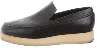 3.1 Phillip Lim3.1 Phillip Lim Leather Round-Toe Loafers