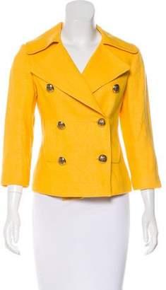 Smythe Double-Breasted Linen Jacket