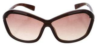 Tom Ford Patek Oversize Sunglasses