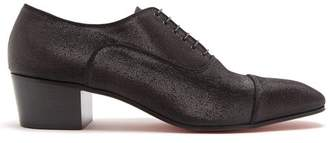 Christian Louboutin Lord Cubano Oxford Shoes - Mens - Black