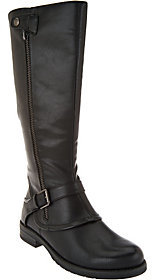 As Is BareTraps Tall Shaft Boots with Buckle Detail - Caissy $41 thestylecure.com