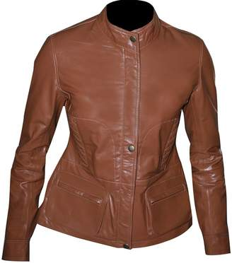 The Sparks Up Inc. 2XL - Genuine Leather - Law & Order Olivia Benson Jacket