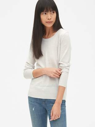 Gap Crewneck Pullover Sweater in Merino Wool