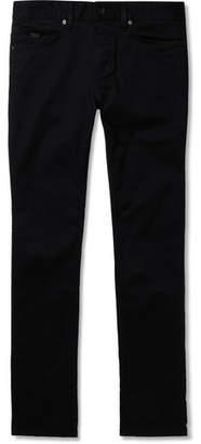 HUGO BOSS Delaware Slim-Fit Stretch-Denim Jeans - Men - Black