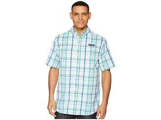 Columbia Super Low Dragtm Short Sleeve Shirt Men's Short Sleeve Button Up