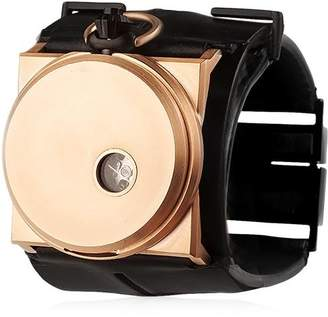 Rehab 40 Rose Gold Cuff Watch