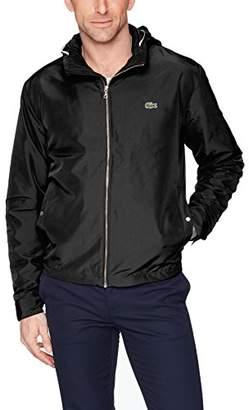 Lacoste Men's Taffeta Light Coat
