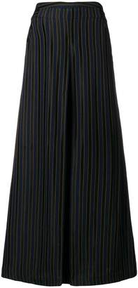 Palmer Harding Palmer / Harding cropped palazzo trousers