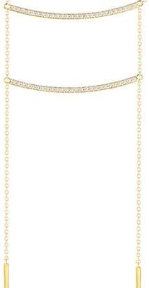 Elizabeth and James Aalto Lariat Necklace