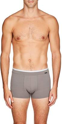 Hanro Men's Liam Cotton-Blend Low-Cut Boxer Briefs