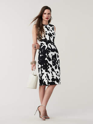 Diane von Furstenberg Calliope Stretch Twill Dress