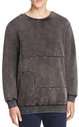 nANA jUDY - Cadet crew sweater acid blk $85 thestylecure.com