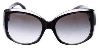 Chanel Square CC Sunglasses