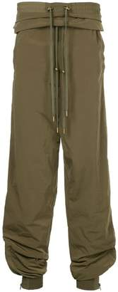 Y/Project Y / Project double layer waistband sweat pants
