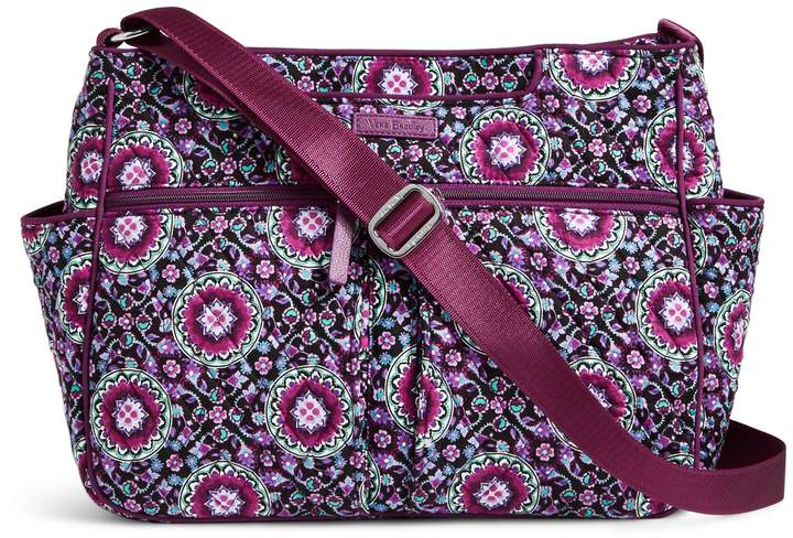 Vera Bradley Plenty of Pockets Crossbody - PAISLEY STRIPES - STYLE