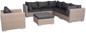 5 Seater Apollo Outdoor Lounge & Table Set